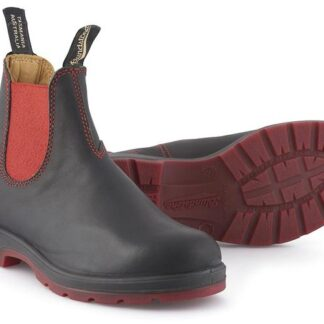 Berwick upon Tweed-Lime Shoe Co-Blundstone-Black Red-Heritage-Leather- Ankle Boots-winter-autumn
