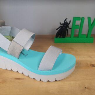 Lime Shoe Co-Berwick upon Tweed-Fly London-Sandal-Elasticated-Spring-Summer-2021