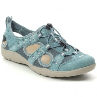 Lime Shoe Co-Berwick upon Tweed-Earth Spirit-Spring-Summer-2021-Trainer-Blue-Comfort-Flat-Bungee Laces