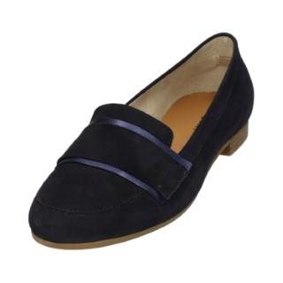 Lime Shoe Co-Berwick upon Tweed-Bugatti-Loafer-Navy-Metallic-Spring-Summer-2021-91261