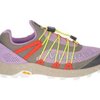 Berwick upon Tweed-Lime Shoe Co-Merrell-Ladies-Trainer-Comfort-J003398-Brindle-summer