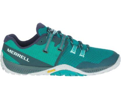 Berwick upon Tweed-Lime Shoe Co-Merrell-Ladies-Trainers-Marine-Comfort-trainers-J135394