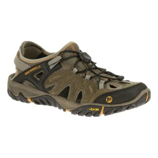 Lime Shoe Co-Berwick upon Tweed-Merrell-Mens-J65243-Waterproof-Trainer-Comfort-Active