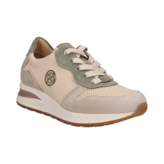 Lime Shoe Co-Berwick upon Tweed-Bugatti-a2t02-Ladies-Trainer-Lace Up-Spring-Summer-2021