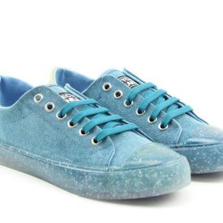 Lime Shoe Co-Berwick upon Tweed-Recykers-Trainer-Blue-Recycled-Vegan-Spring-Summer-2021-LaceUp-Comfort