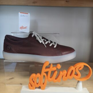 Berwick upon Tweed-Lime Shoe Co-Softinos-Gents-Mens-Ross-Cognac-Leather-Trainer-summer-comfort