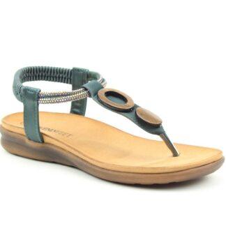 Lime Shoe Co-Berwick upon Tweed-Heavenly Feet-Spring-Summer-2021-Vegan-Sandal-Ocean-Flat-Comfort