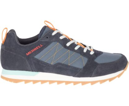 Lime Shoe Co-Berwick upon Tweed-Merrell-Alpine-Sneaker-Spring-Summer-2021-Comfort-Trainer-Lace-Pull Tab