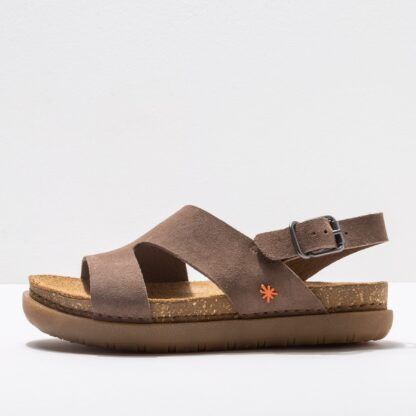 Lime Shoe Co-Berwick upon Tweed-Art-Leather-Ladies-Sandal-Spring-Summer-2021-Flat-Comfort-Buckle