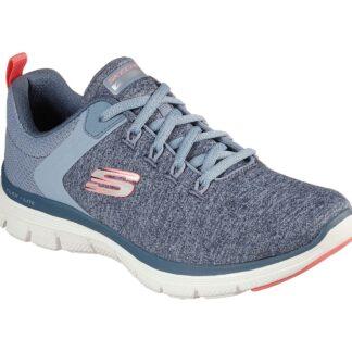 Berwick upon Tweed-Lime Shoe Co-Skechers-Slate-Pink-Trainers-summer-comfort-149307