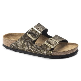 Lime Shoe Co-Berwick upon Tweed-Birkenstock-Python Black-Flat-Comfort-Buckle-Sandal-Slip On-Summer