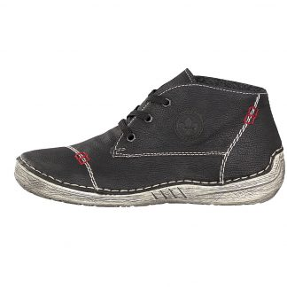 Berwick upon Tweed-Lime Shoe Co-Rieker-black-ankle boot-autumn-winter-comfort-warm