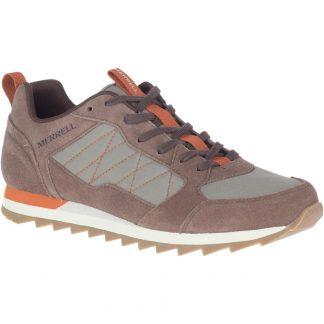 Berwick upon tweed-lime shoe co-Merrell-Alpine sneaker-gents-winter