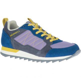 Berwick upon Tweed-Lime Shoe Co-Merrell-J003910-Navy-alpine sneaker-ladies-winter-autumn