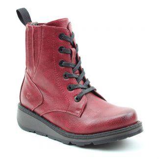Lime Shoe Co-Berwick upon Tweed-Heavenly Feet-Autumn-Winter-2021-Ruby-Ankle Boot-Side Zip-Pull Tab