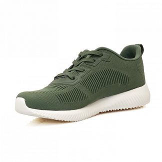 Berwick upon Tweed-Lime Shoe Co-Skechers-35204-Bobs-comfort-laces-