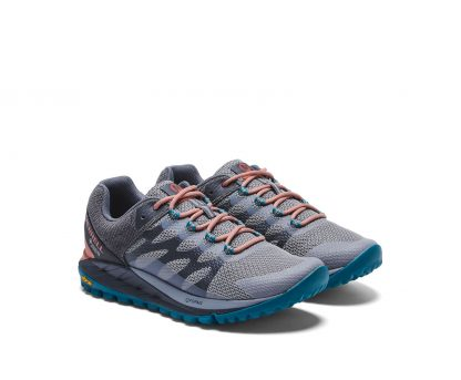 Berwick upon Tweed-Lime Shoe Co-Merrell-J066942-Paloma-ladies-trainers-laces-comfort-gore-tex