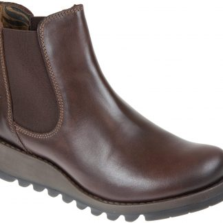 Berwick upon Tweed-Lime Shoe Co-Fly London-Salv-Brown-Chelsea Boot-comfort-autumn-winter