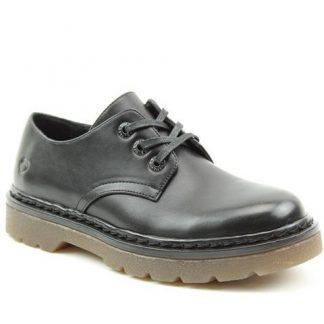 Lime Shoe Co-Berwick upon Tweed-Heavenly Feet-Vegan-Liberty-Shoe-Black-Autumn-Winter-2021-Lace Up-Flat-Comfort