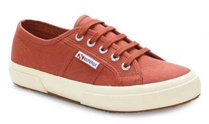 Berwick upon Tweed-Lime Shoe Co-Superga-2750-red-off white-laces-comfort