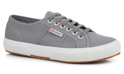 Berwick upon Tweed-Lime Shoe Co-Superga-Laces-Grey Sage-Grey-Trainer-2750-comfort