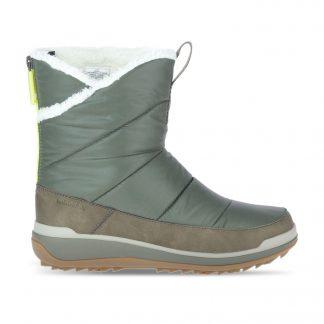 Berwick upon Tweed-Lime Shoe Co-Merrell-J003720-Olive-Waterproof-warm-winter