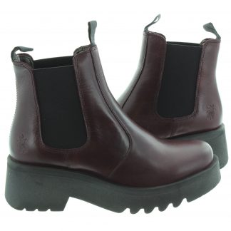Lime Shoe Co-Berwick upon Tweed-Fly London-Ladies-Leather-Chunky-Ankle Boot-Green-Autumn-Winter-2021-purple