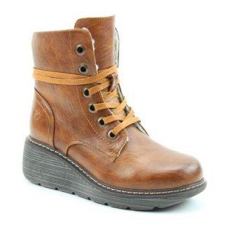 Lime Shoe Co-Berwick upon Tweed-Heavenly Feet-Arizona-Vegan Friendly-Ankle-Boot-Tan-Comfort-Flat-Autumn-Winter-2021